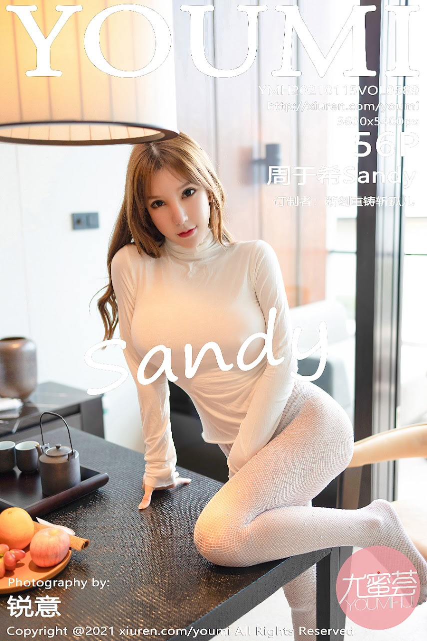 [YM]589[Y].rar.Cover.jpg [YouMi] 2021-01-15 Vol.589 Zhou Yuxi Sandy youmi 05070